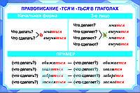 Плакаты Русский 8-9 класс для казахских школ, фото 1