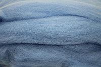 Пряжа для валяния (голубая)