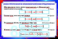 Плакаты по русскому языку 11 класс, фото 1