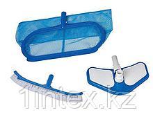 Набор насадок для чистки бассейна Deluxe, 3 предмета INTEX