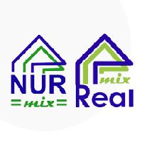 Кладочный клей для газо-пеноблоков NUR MIX 25 кг