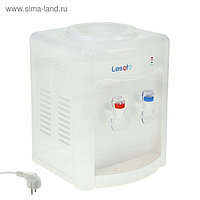 Кулер для воды LESOTO 34 TD, с охлаждением, 550 Вт, белый
