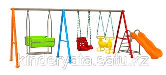 Детский спортивно-игровой комплекс Нодди
