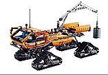 Конструктор Lepin 20012 - аналог Lego 42038 Technic Series Арктический вездеход, фото 3
