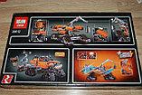 Конструктор Lepin 20012 - аналог Lego 42038 Technic Series Арктический вездеход, фото 4