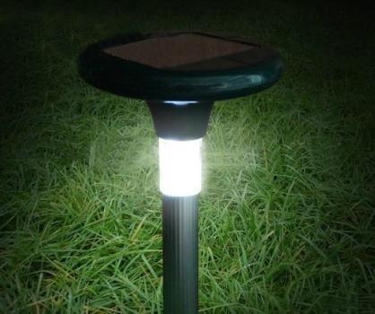 """Светодиодная подсветка """"Гром-Профи  LED+"""" в ночное время"""
