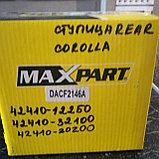 Ступица задняя в сборе (заднего колеса) MATRIX, COROLLA, MAXPART, фото 4
