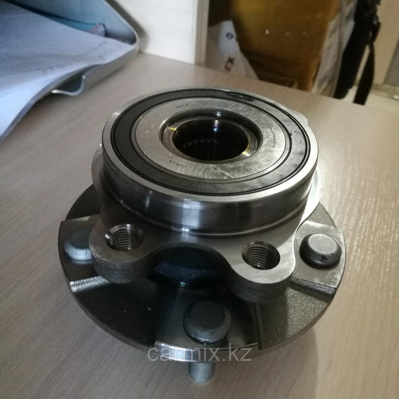 Ступица передняя (подшипник переднего колеса) COROLLA ZRE152, RAV4 ACA30, KOYO
