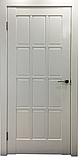Межкомнатная дверь Аляска белая-эмаль, фото 2