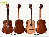 Трэвел гитара Caravan Music HS-B2, фото 3