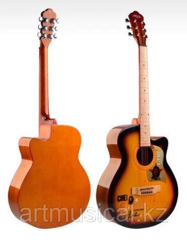 Акустическая гитара Caravan Music HS-4015 SB