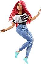 Кукла Барби Безграничные движения Уличные танцы (пышная)