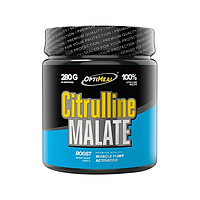 Цитруллин OptiMeal - Citrulline Malate Powder, 280 г