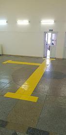 Тактильная плитка для инвалидов по зрению