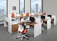 Мебель для персонала серия Profiquadro, фото 1