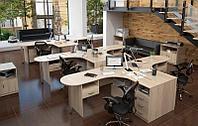 Мебель для персонала серия Симпл, фото 1