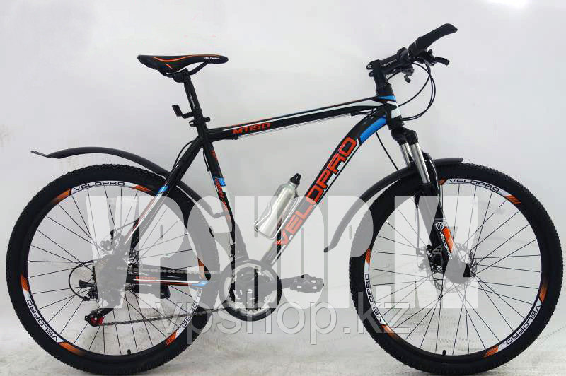 VeloPro - MT150 скоростной, надёжный, современный велосипед для города, доставка