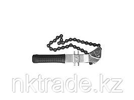 Ключ цепной STAYER с пластиковой ручкой для снятия автомобильных фильтров 4318