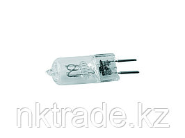 Лампа галогенная СВЕТОЗАР капсульная, прозрачное стекло, цоколь GY6.35, диаметр 13мм, 35Вт, 220В SV-44883-T