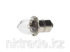 Лампа криптоновая СВЕТОЗАР без резьбы,для фонарей с 5-ю батареями, 6 В / 0,75 А SV-56974
