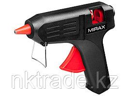 MIRAX. Пистолет клеевой (термоклеящий) электрический, 40Вт/220В, 11мм06803