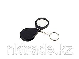 "Лупа STAYER ""STANDARD"" карманная складная, 10 кратное увеличение, диаметр линзы - 30мм 40521-30"