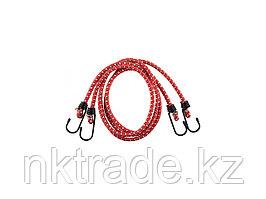 ЗУБР 800 мм,8 мм, 2 шт., шнур резиновый крепежный 40507-080