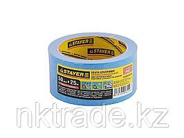 Лента малярная креповая Stayer 12122-50-25