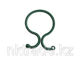 Крепление GRINDA для подвязки растений, тип - пластиковое кольцо с перехлестным креплением на защелк  8-422377-H25_z01