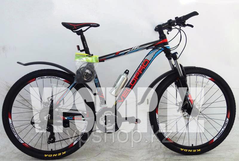 VeloPro - MA300 горный, скоростной, надежный, современный велосипед для города, доставка