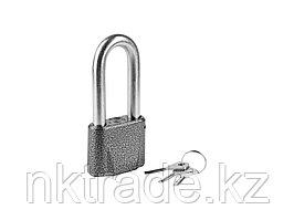 Замок навесной, дисковый механизм секрета, ВС2М1-02 РОССИЯ 37220-1-02