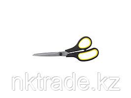 """Ножницы STAYER """"MASTER"""" хозяйственные, изогнутые, двухкомпонентные ручки, 215мм 40466-21"""