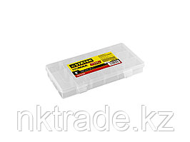 "Органайзер STAYER ""MULTYSHEL MINI"" пластиковый для крепежа и принадлежностей, 230х125х35мм (9"") 38051-09"