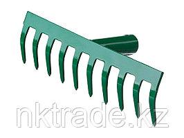 Грабли, РОСТОК 39610-10, 10 зубцов, прямые, 260x60 мм39610-10_z01
