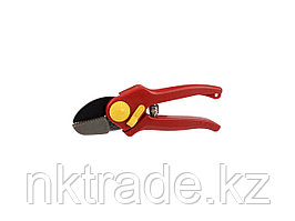 Секатор с пластиковыми рукоятками, контактный, 190 мм, GRINDA8-423122_z01