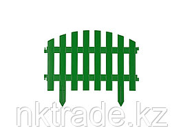 "Забор декоративный GRINDA ""АР ДЕКО"", 28x300см, зеленый 422203-G"