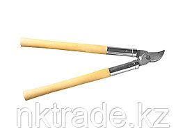 Сучкорез РОСТОК с деревянными ручками, 500мм  40206_z01