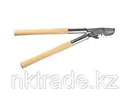 Сучкорез РОСТОК с зубчатым усилителем и деревянными ручками, 550мм40207_z01
