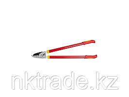 Сучкорез GRINDA с упорной наковальней, стальные ручки, макс. диам. реза - 35мм, 750мм40233_z01