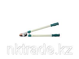 Сучкорез RACO со стальными ручками, 2-рычажный, с упорной пластиной, рез до 36мм, 700мм 4212-53/264
