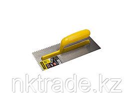 Гладилка штукатурная Stayer 120x280 мм; сталь 08012-04
