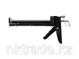 "Пистолет для герметика STAYER ""STANDARD"" 0660, полукорпусной, гладкий шток, 310мл"
