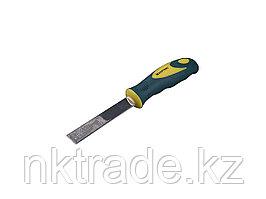Шпательная лопатка KRAFTOOL с усиленным полотном, 2-х компонентная ручка, 50мм