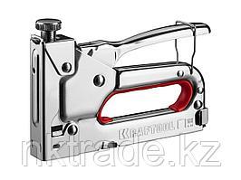"Степлер для скоб ""K-5"" тип 53 (6-14 мм), KRAFTOOL, 3187"