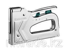 "Степлер для скоб ""K7-G"" 3-в-1: тип 140 (6-16 мм) / 300 (16 мм) / 500 (16 мм), KRAFTOOL, 3185"