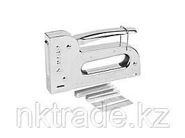 """Степлер для скоб """"TX-14"""" 6-в-1: тип 53 (6-14 мм) / 140 (8-14 мм) / 53F (8-14 мм) / 13 (6-14 мм) / 300 (16 мм)"""