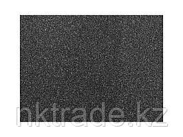 """Лист шлифовальный ЗУБР """"СТАНДАРТ"""" на тканевой основе, водостойкий 230х280мм, Р60, 5шт 35415-060"""