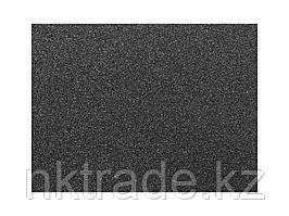 """Лист шлифовальный ЗУБР """"СТАНДАРТ"""" на тканевой основе, водостойкий 230х280мм, Р40, 5шт 35415-040"""
