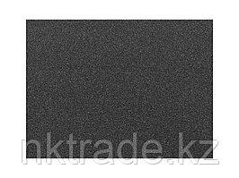 """Лист шлифовальный ЗУБР """"СТАНДАРТ"""" на тканевой основе, водостойкий 230х280мм, Р80, 5шт 35415-080"""