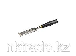 """Стамеска STAYER """"STANDARD"""" """"ЕВРО"""" плоская с пластмассовой ручкой, 32мм 1820-32"""